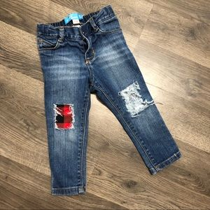 Toddler Girls Jeans Size 18-24 Months